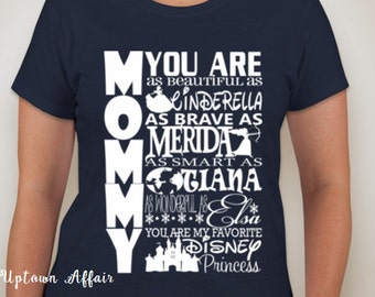Mommy you are my favorite princess/SVG/PNG/Digital FILE/cut file/onelayer