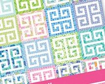 Pin Curls PDF DOWNLOAD quilt pattern