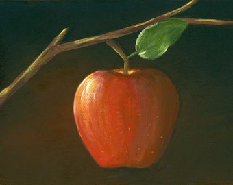 Wall Art, Home Decor, Art Prints, Apples, Apple Art, Minimalist Art