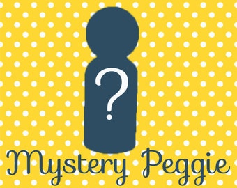 Mystery Peggie with your order!
