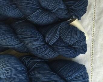 BFL Sole (sock) - Blue Jean Baby (Oopsertunity)