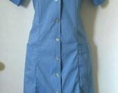 Vintage waitress costume dress size sml med