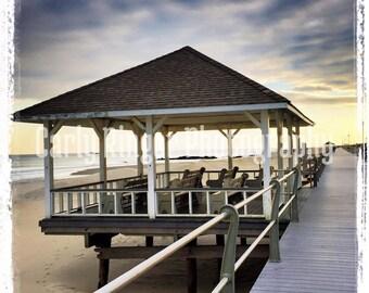 Shore: Gazebo at Sunset Coaster