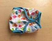 Reuseable swim diaper- cool chicks