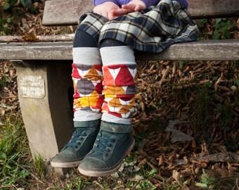Legwarmers for babys, Children organic clothing, Babylegs, Leg warmer