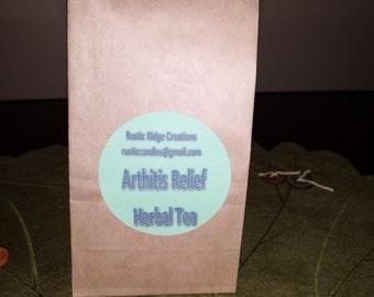 Arthritis Relief Herbal Tea