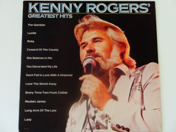 Kenny Rogers Greatest Hits The Gambler