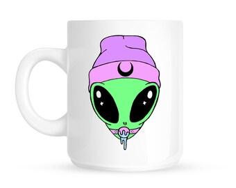 Kinky Alien Mug