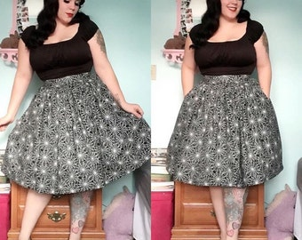 Spiderweb Trixie Skirt - made to order