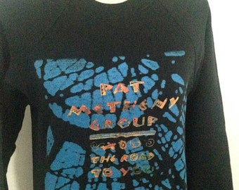 Vintage Pat Metheny Group The Road to You Concert 1993 Sweatshirt