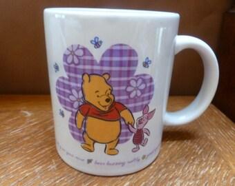 Winnie the Pooh Piglet mug