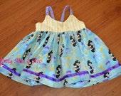 Little Lady's Arabian Princess  swing top tunic Newborn-8