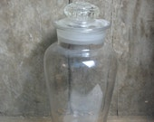 Antique Apothacary Jar from candy store