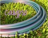 "BRAND NEW // Custom ""Calypso"" Color Shifting Polypro Hoop"