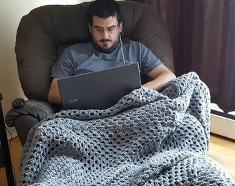 Oh So Comfy Blanket ( any color)