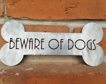 Beware of Signs