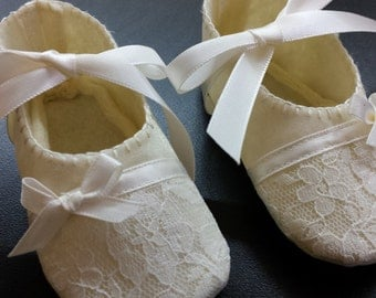 Christening/Baptism shoes