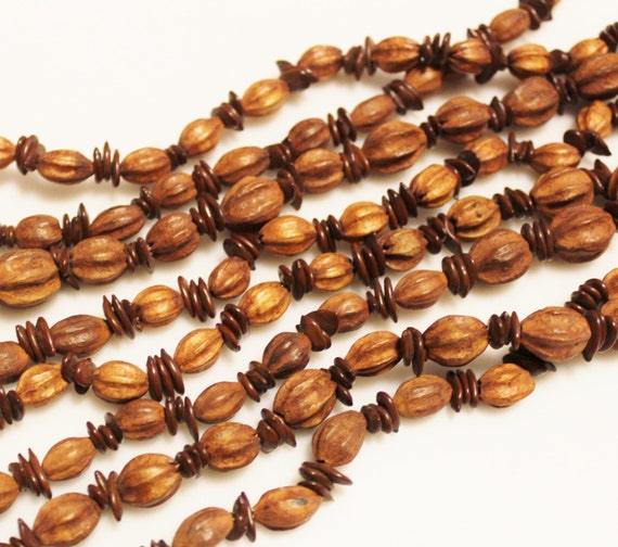 Natural african seed beads from kenya eco friendly jewelry for Natural seeds for jewelry making