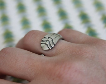 Spoon Ring Band - Size 5.5