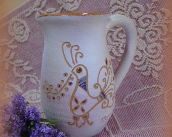 Ceramic Mug / Sardinia / Original Sardinian Crafts