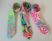 Lilly Pulitzer Spring 2016 Fabric Necktie
