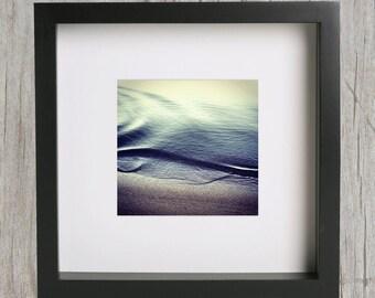 """8x8"""" Blue Tide Print"""