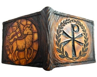 Duomo Cathedral Florence, Leather Wallet,