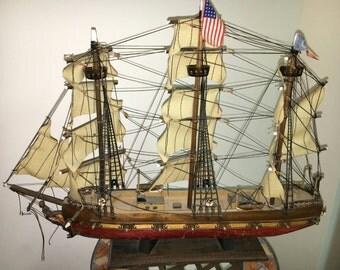 USS FRIGATE 1797 SS Constellation