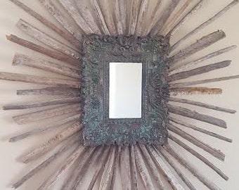 Saguaro Cactus Mirror
