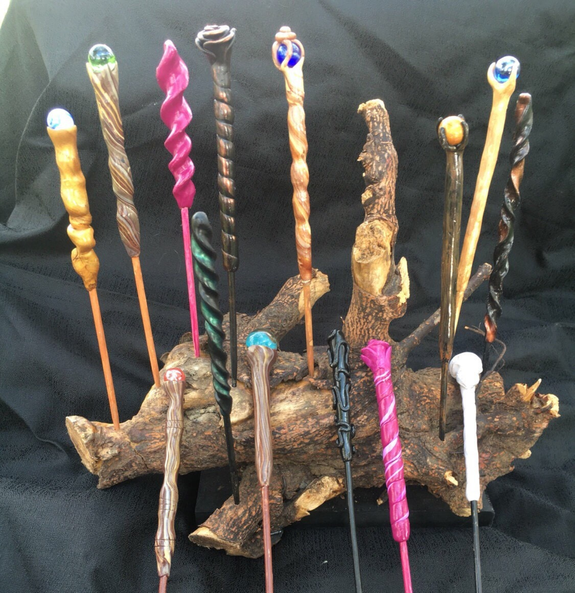 Custom Magic Wand Harry Potter Wands Pottermore Wands Harry