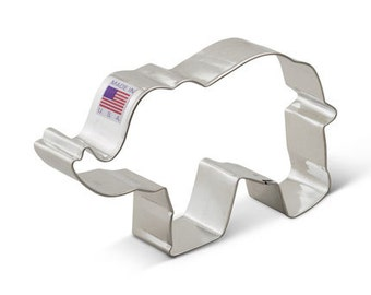"""Elephant Cookie Cutter 5"""" 