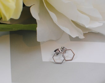 The Paige Earrings - Silver
