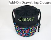 ADD-ON Drawstring for Bingo Bag Tote/ Craft Bag