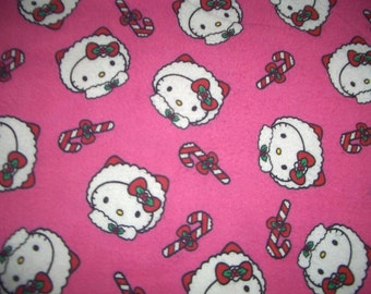 Hello Kitty apron with bib  for adults