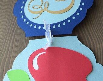 Snow White Party Decorative Banner Princess Bunting