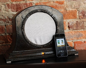 Bluetooth / MP3 / Speaker / Radio from Vintage Radiola Speaker