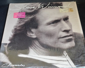 Vintage Record Steve Winwood: Chronicles Album 1-25660
