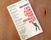 One Flew Over the Cuckoo's Nest by Ken Kesey (1962) Vintage Paperback