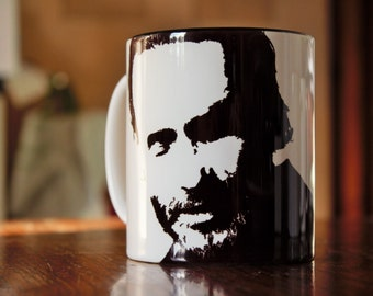 Andrew Lincoln, Rick Grimes, The Walking Dead, Love Actually, Hand Crafted Cup