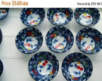 STORE WIDE SALE Japanese Cherry Deep Bowls / Rice Bowls / Cereal Bowls / Soup Bowls [Dine]