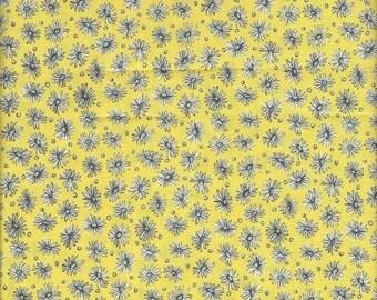 Small Daisies  (Color B)  by Suzuko Koseki for  Yuwa of Japan