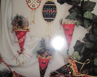 Victorian Christmas Cornucopias Unlimited