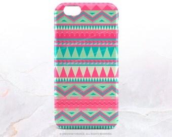 iPhone 7 Case Pink Geometric iPhone 7 Plus iPhone 6s Case iPhone SE Case iPhone 6 Case iPhone 5S Case Galaxy S7 Case Galaxy S6 Case I41