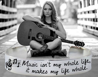 Gifts for Friends   Gifts for Her   Teen Gift   Band Gift   Music Lover Gift   Music Isn't   Korena Loves