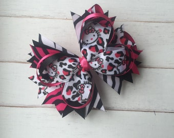 Hello Kitty Boutique Hairbow Barrette