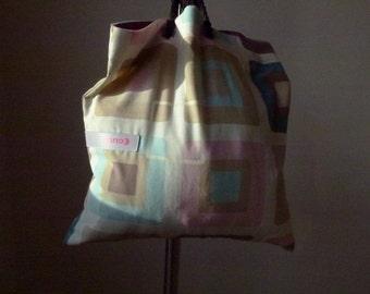 Super Cube shopping bag