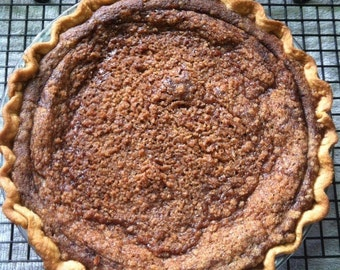 AMISH Apple Butter PIE Recipe