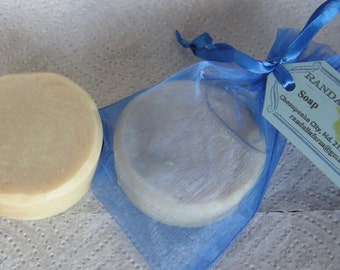 Handcrafted Neem Oil Coconut Milk Soap, 2/8