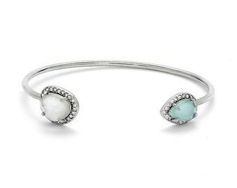 Bianca Open Cuff Bracelet