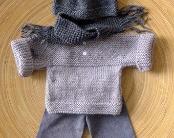 Waldorf doll 40 cm clothes